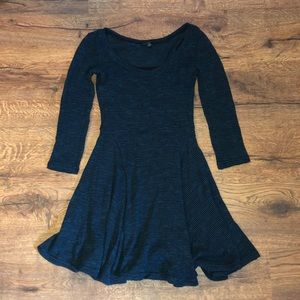 American Eagle sweater skater dress
